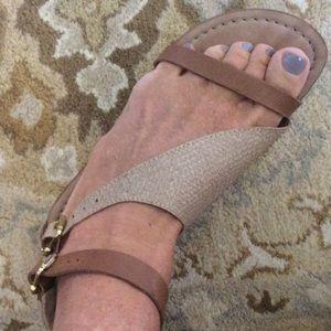 Klub Nico Leather Sandals